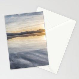 Sunset at Agency Lake, No. 1 Stationery Cards