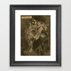A Vision Rare Framed Art Print