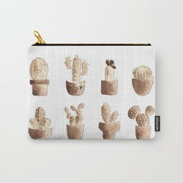 One cactus six cacti original version Carry-All Pouch