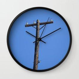 Wireless Wall Clock