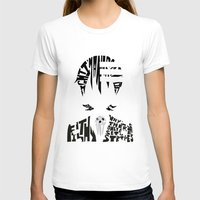 soul eater T-shirts featuring death the kid soul eater by Rebecca McGoran