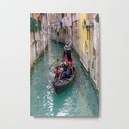 Venezia 101 Metal Print