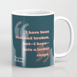 To Be Bent and Broken Coffee Mug