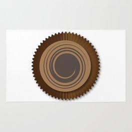 Chocolate Box Swirl Rug