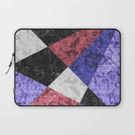 Marble Geometric Background G435 Laptop Sleeve