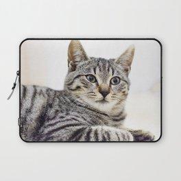 Tiger, Portrait n. 1 Laptop Sleeve