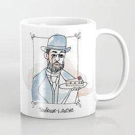 Henri de Toulouse-Lautrec Coffee Mug