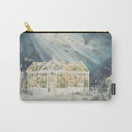 Underwater Greenhouse Carry-All Pouch