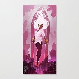 Crystal Night Canvas Print