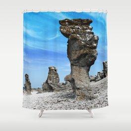 Rauk Shower Curtain