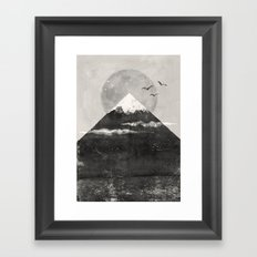 Zenith Framed Art Print