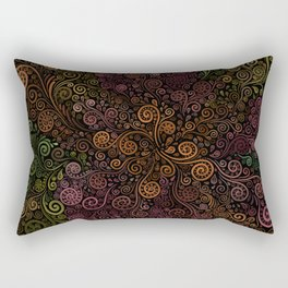 Rose is a rose is a rose.. Rectangular Pillow