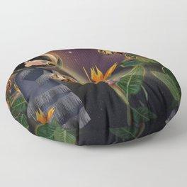 Oblivion: Anthophila lV Floor Pillow