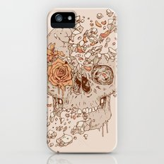 Disintegrate (A Violent Decay):  The Fragile Intensity of Existence Slim Case iPhone (5, 5s)