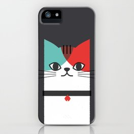 A Cat! iPhone Case