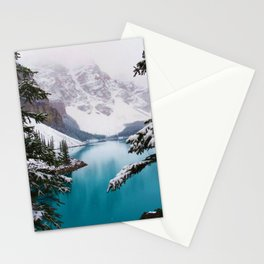 Paradise in the Mountains (Color) Stationery Cards
