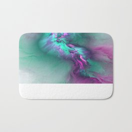 Starwars Abstract Painting No. 1 Bath Mat