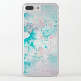 The Song of the Queen's Heart Clear iPhone Case