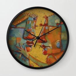 Heartquakes and Jive Wall Clock