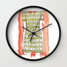 LACEDRESS. Wall Clock
