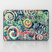 physics iPad Cases featuring Problem with Quarks by Matt Pecson
