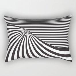 Optical Game 8 Rectangular Pillow