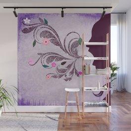 Beautiful Lies Wall Mural