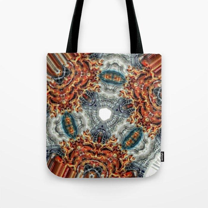 Fission 2 Tote Bag
