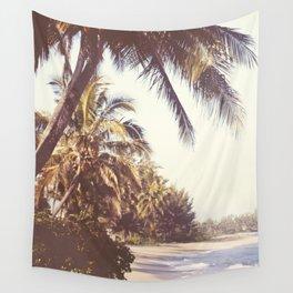 Hawaiian Palms Wall Tapestry