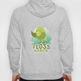 Floss Dance Move Bird Hoody