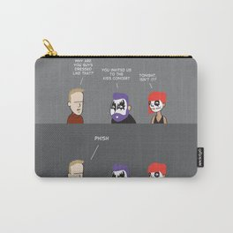 Misheard Carry-All Pouch