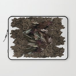 Impressive Brier Pattern  Laptop Sleeve