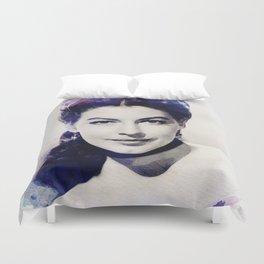 Ava Gardner Duvet Cover