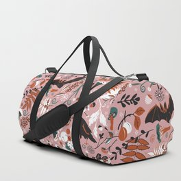 October birds Duffle Bag