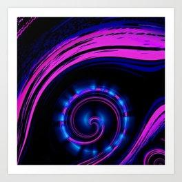 Fantasy Eye - Magic Art Print
