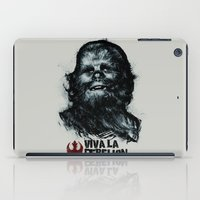 che iPad Cases featuring CHE-wbacca by Carlos Rocafort