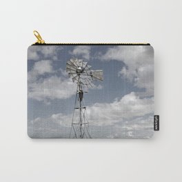 VINTAGE WINDMILL Carry-All Pouch