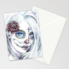 La Bella Muerte  Stationery Cards