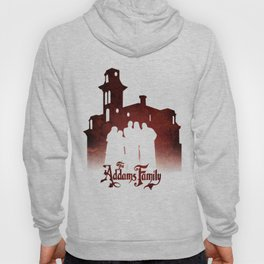 The Addams Family red version Hoody