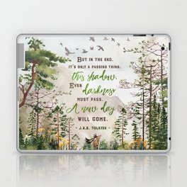 But in the end Laptop & iPad Skin