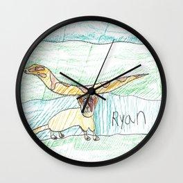 Strange Companions Wall Clock