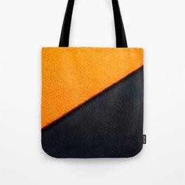 Orange Carpet Tote Bag
