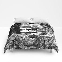 Opulence & Decadence Comforters