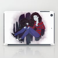 marceline iPad Cases featuring Marceline by ribkaDory