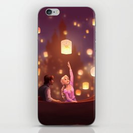 Now I see the Light iPhone Skin