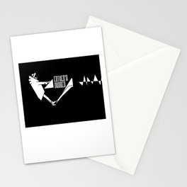 Father's phaser Stationery Cards