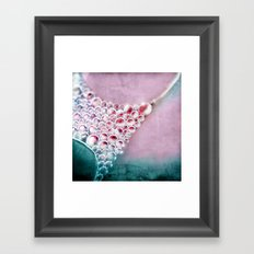 ACQUA Framed Art Print