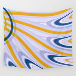 Abstract 189 Wall Tapestry