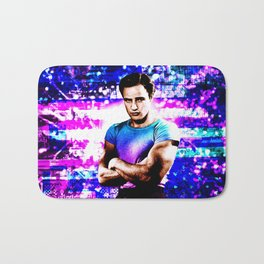 Marlon Brando, Color source 1 Bath Mat