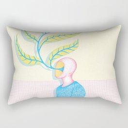 The Renaissance of Yourself Rectangular Pillow